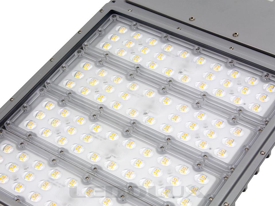 AREA LED Lichtstrahler, PC-Linsen