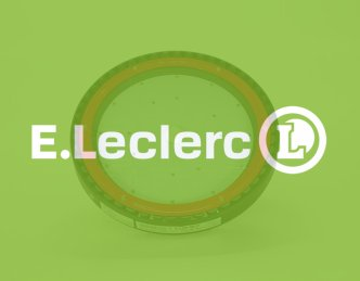 Oświetlenie hipermarketu L.Leclerc