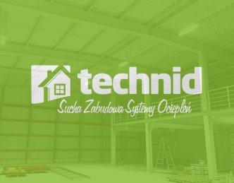 Realizacja oświetlenia przemysłowego dla firmy Technid