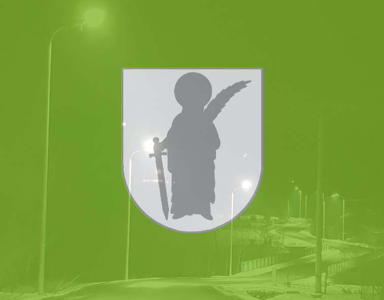 Ralizacja w Kielnarowej - Oświetlnie drogowe